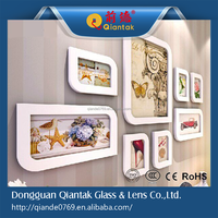2015 customized size Wallpad Decorative acrylic photo frame