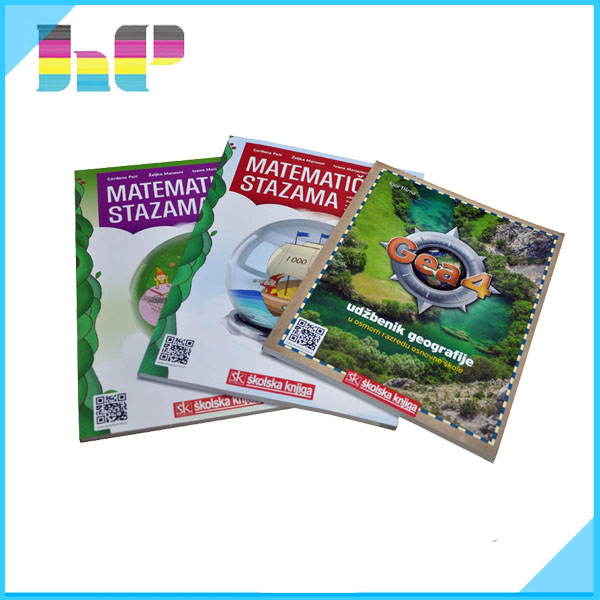 Printing high quality childrens book,custom children softcover textbook printing