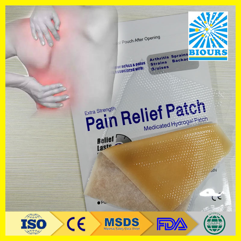Looking For Import and Export Partners Hydrogel Back Pain New Treatments Relief Patch