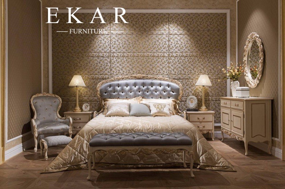 High class bedroom furniture new model beautiful bedroom - Chambre a coucher de luxe ...