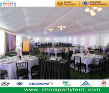 Durable relocatable canopy 450 seaters party event tent sale to Arab