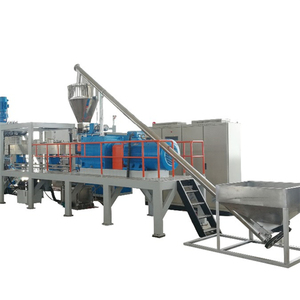 Factory price PET twin screw extrusion machine PET plastic sheet making machine