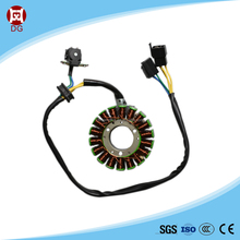 Chinese factory price, high quality motorcycle magneto stator coil for SUZUKI GN125