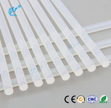 Widely used crystal clear quality assurance strong adhesive hot melt glue stick
