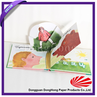 2015 Pop Up English Gift Hardcover Children Books
