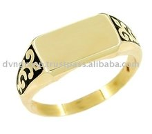 Gold Plated Ring(DTSR# 00095)