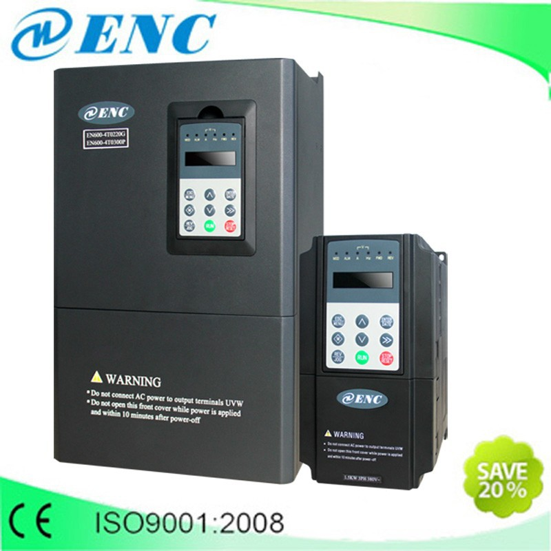 ENC 380v 600hz 22kw 30hp ac motor drive, 22kw variable frequency drive-VFD, Frequency inverter