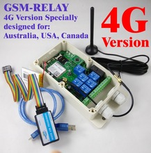 GSM Relay switch control box ( QUAD band,Big power)