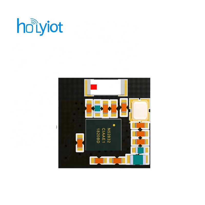 FCC RoSH CE TinyBLE nRF52832 chip bluetooth transmitter and receiver <strong>module</strong> for BLE mesh