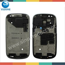 Original Parts For Samsung Galaxy S3 Siii mini I8190 Bezel Cover, Faceplate For Samsung Galaxy S3 mini Front Housing
