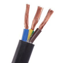 PVC Insulated 3x1.5mm2 3 Core Electric Flexible Cable