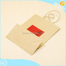 Get 100USD coupon lovely bear paper bags for food