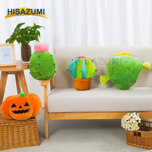 Luxury Fancy Customized Stuffed Toys Pumpkin Plush Toy Filling Material