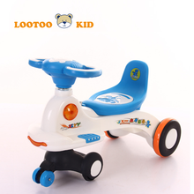 Alibaba china factory hot sale cheap price newest model plastic gift toy sliding car boys ride on
