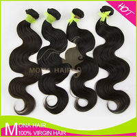 Factory price virgin brazilian hair wholesale distributors