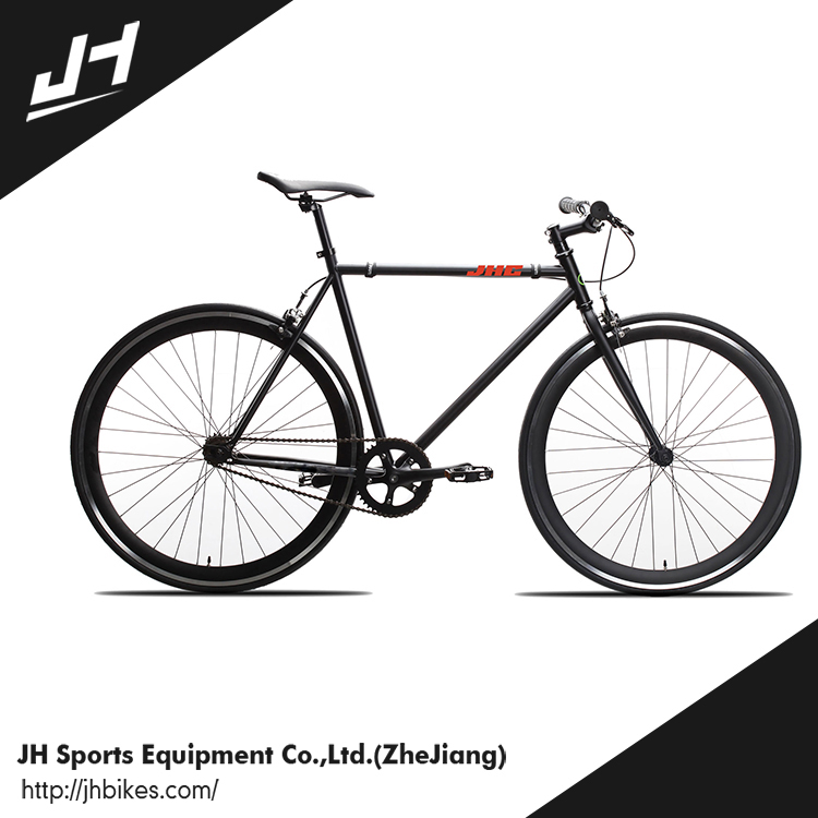 Professional Manufacturer Alloy Rim Road Racing Fixed Gear Bike