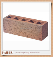 New zeland clay facing brick building construction materials