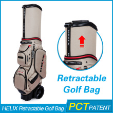 Helix Golf bag,Golf bag with wheels,Golf bag parts