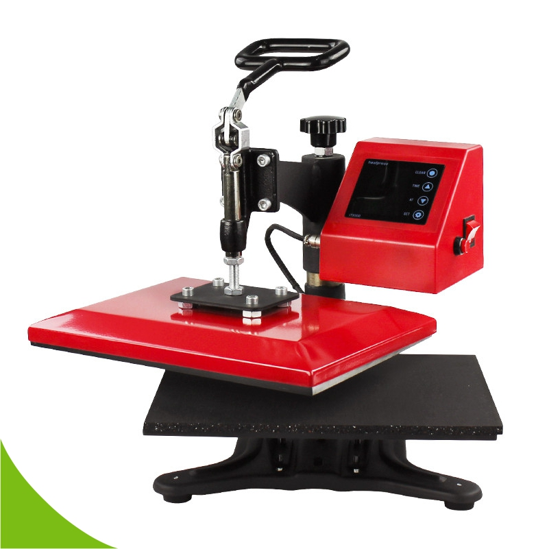 Prime Quality Np Sublimation Tshirt Printing Heat Press Machine In Nepal