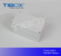 TIBOX transparent plastic distribution junction box