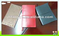 Hard Cover PU Leather Notebooks