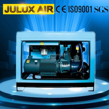 Hot selling super silent type rotary air compressor drilling machine