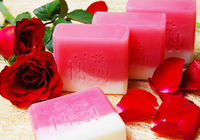 Milky Rose Handmade Soap