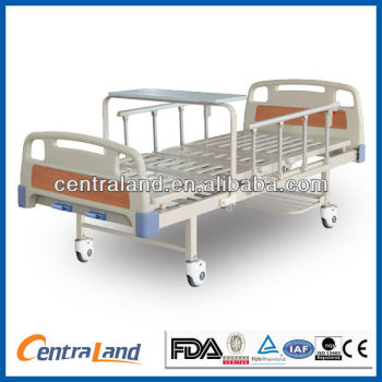 CE,ISO Two Function Manual Bed