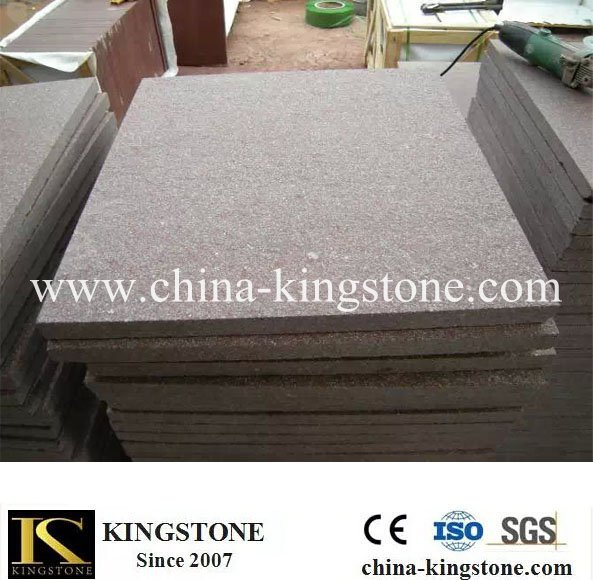 Good Quality red granite stone flooring g666 for sale