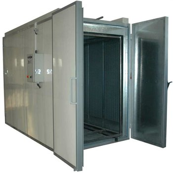 Powder coating paint cure oven buy powder paint oven for Paint curing oven