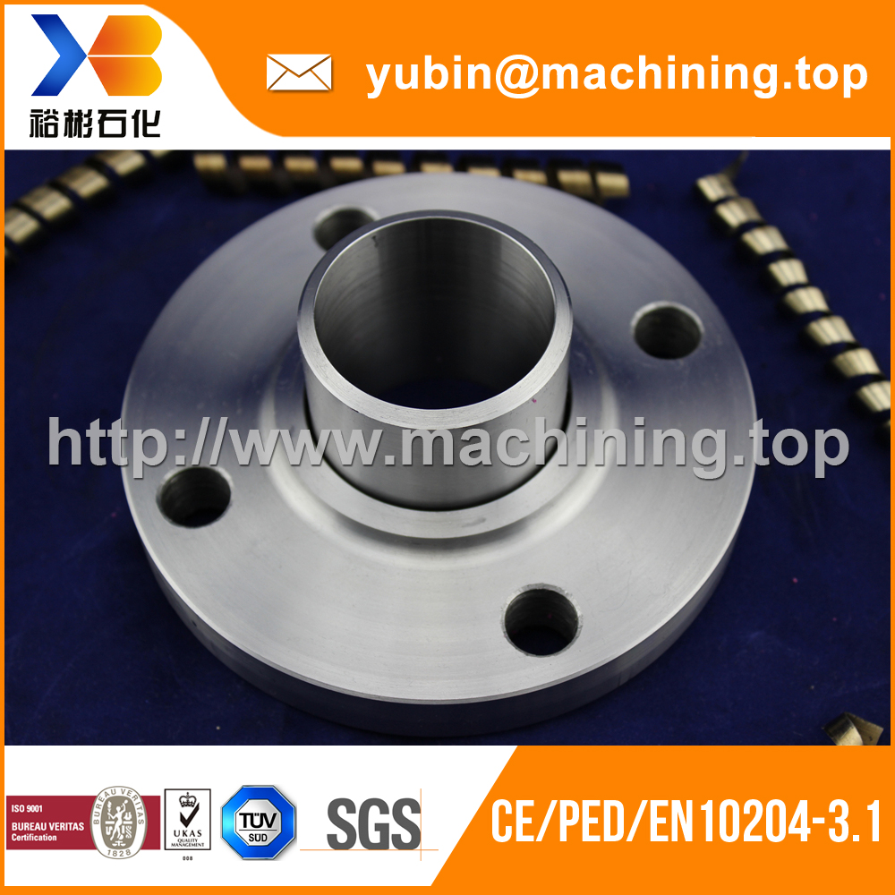 Leading forged coupling draw flanges manufacturer with TUV