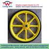 pu foam wheel 20x2.125