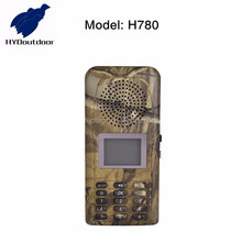wholesale turkey calls decoys mp3 bird sound caller with remote for goose hunting H780