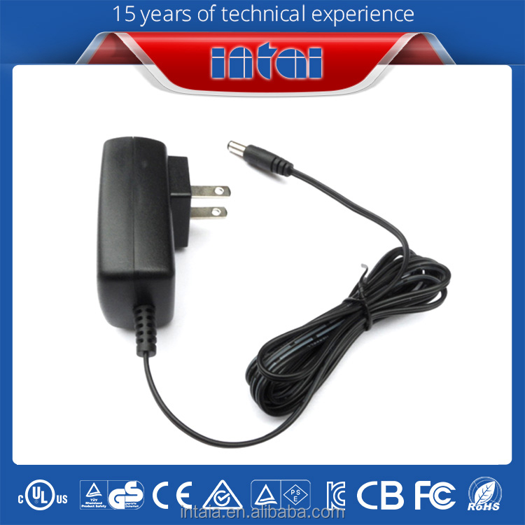hot sale 4.2V 2A automatic battery charger, Li-ion 18650 battery charger