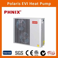 PHNIX Polaris Series EVI Air to Water Heat Pumps for Room Heating/Cooling Even in Low Temp -25C