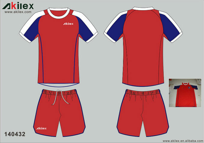 newly custom soccer jersey manufacturer thailand jersey with wholesale price