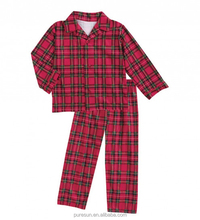 wholesale baby clothes party wear soft cotton children pajamas