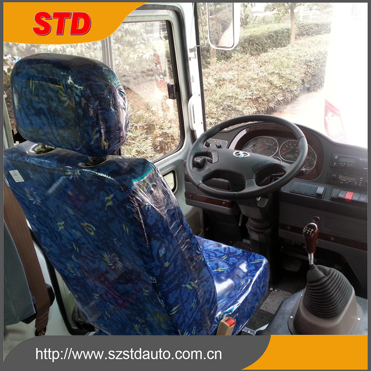 Factory manufacturer 25 seats mini bus price