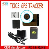 smallest Original Xexun tk102 hight quality gps tracker/ android system