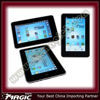 PC Tablet Android Google 2.2 - Extra Screen Protector and Stylus free