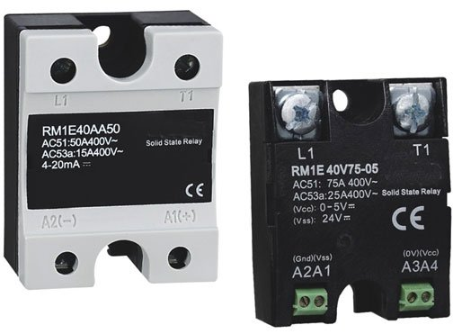 5A to 100A Switching AC solid state relay