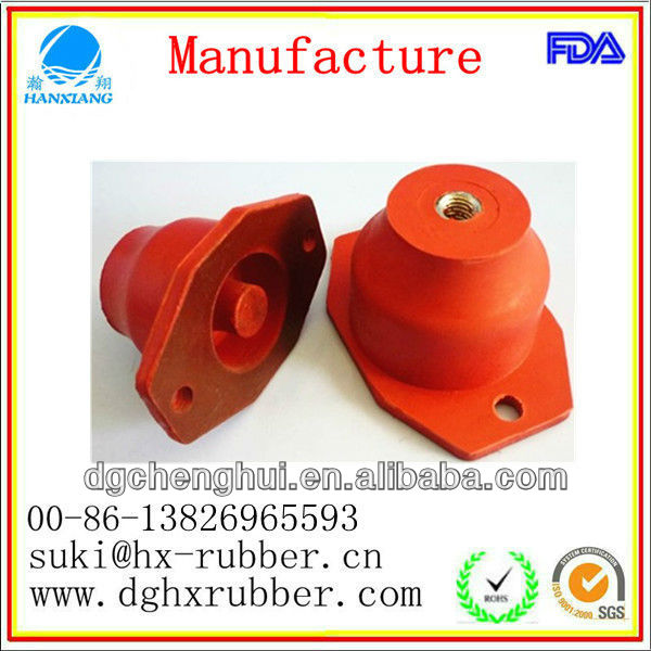 UK High Quality Rubber Vibration/computer/air-condition Damper,customize in china