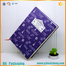 Hard Cover Notebook With Thick Paper Cardboard Cover Blank Notebook