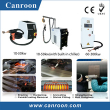 Canroon CR2100 series low price metal brazing hardening annealing induction heating machine induction heater