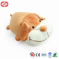 Soft Plush Toy Stuffed Animal Cute Big Head font-b-Dog font Gift stuffed cushion