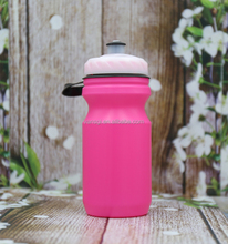 500ml HDPE sport plastic bottle portable cup with push pull cap cover