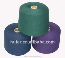 Ne 6s Rope Yarn OE Recycled Cotton Polyester Yarn Carded Cotton Yarn Manufacturer