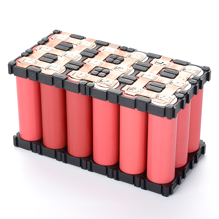 Ebike battery pack 3s6p battery pack 18650 battery pack with BMS