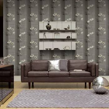 1.06m SONIA PVC wallpaper free sample books for sale stocklot in uae chinese factory