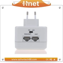 500M Factory Powerline Ethernet Adapter Two ports Wireless Homeplug AV commmunication PLC Modem for mobile phone tablet